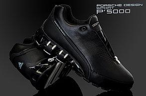 Кроссовки Adidas Рorsche Design IV (4) series черно-серые, фото 3