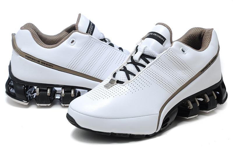 Кроссовки Adidas Рorsche Design IV (4) series белые