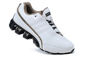 Кроссовки Adidas Рorsche Design IV (4) series белые, фото 2
