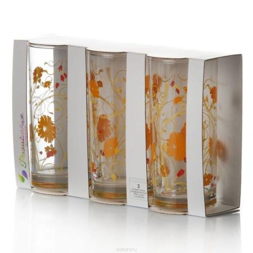 Набор стаканов Pasabahce Serenade Orange 3шт (42402)