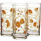 Набор стаканов Pasabahce Serenade Orange 3шт (42402), фото 2