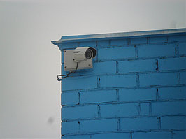 Видеонаблюдение на КТП городской свалки г . Астана 9