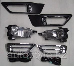 Противотуманные фары Honda CR-V 02-04 DLAA HD010L1&L2 wire&switch