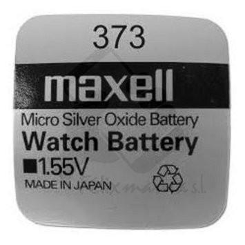 Батарейка часовая Maxell 373   SR916SW      1,55v