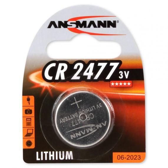 Батарейка  ANSMANN CR2477  3v