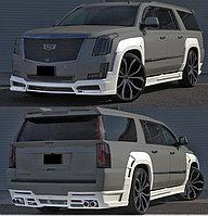 Обвес Next Nation на Cadillac Escalade 2015+