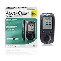 Accu-Chek Activ глюкометр 10 тест-полосок, комплект (Германия)