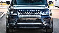 Обвес MET-R на Range Rover Vogue 2013+