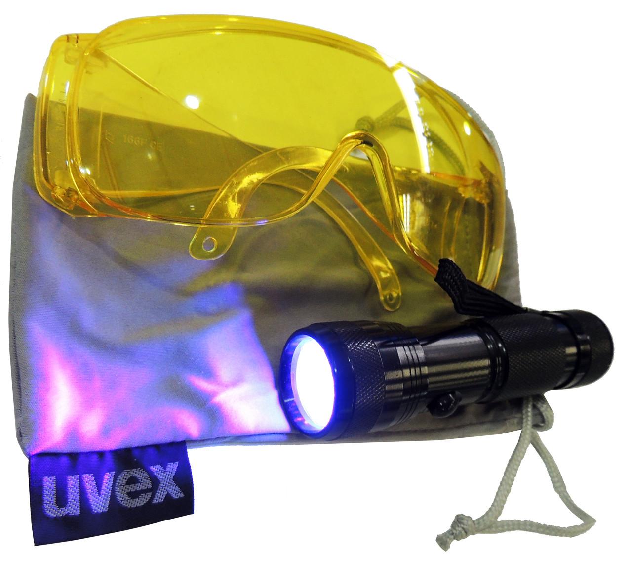 Комплект для обнаружения утечек фреона SMC-150