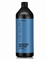 Шампунь для глубокого увлажнения сухих волос MATRIX Total Results Moisture Me Rich 1000 мл.