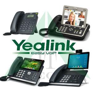 IP телефоны Yealink - Весь модельный ряд от компании IT Spectr