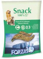 Лакомства для кошек и собак Snack 100% Trancetti di Salmone (палочки)