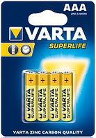 Батарейки Varta Superlife (4шт AAA)