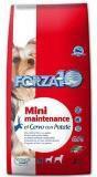 Forza10 Mini Maintenance Cervo/Patate корм для взрослых собак мелких пород из оленины с картофелем, 2 кг, фото 1