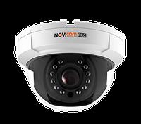 Купольная HD-TVI камера NOVICAM PRO  TC11