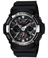 Casio G-Shock GA-200-1A, фото 1