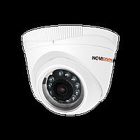 Всепогодная купольная HD-TVI видеокамера NOVICAM PRO  TC18W