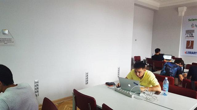 Поставка телекоммуникационного оборудования и электроустановочные изделия (ЭУИ) в Казахстанско-Британский технический университет 5