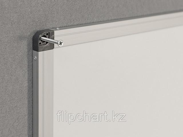 Доска маркерная магнитная керамическая 150х100см 2x3 (Польша)