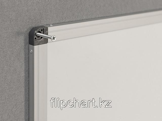 Доска меловая магнитная керамическая 90х120см 2x3 (Польша)