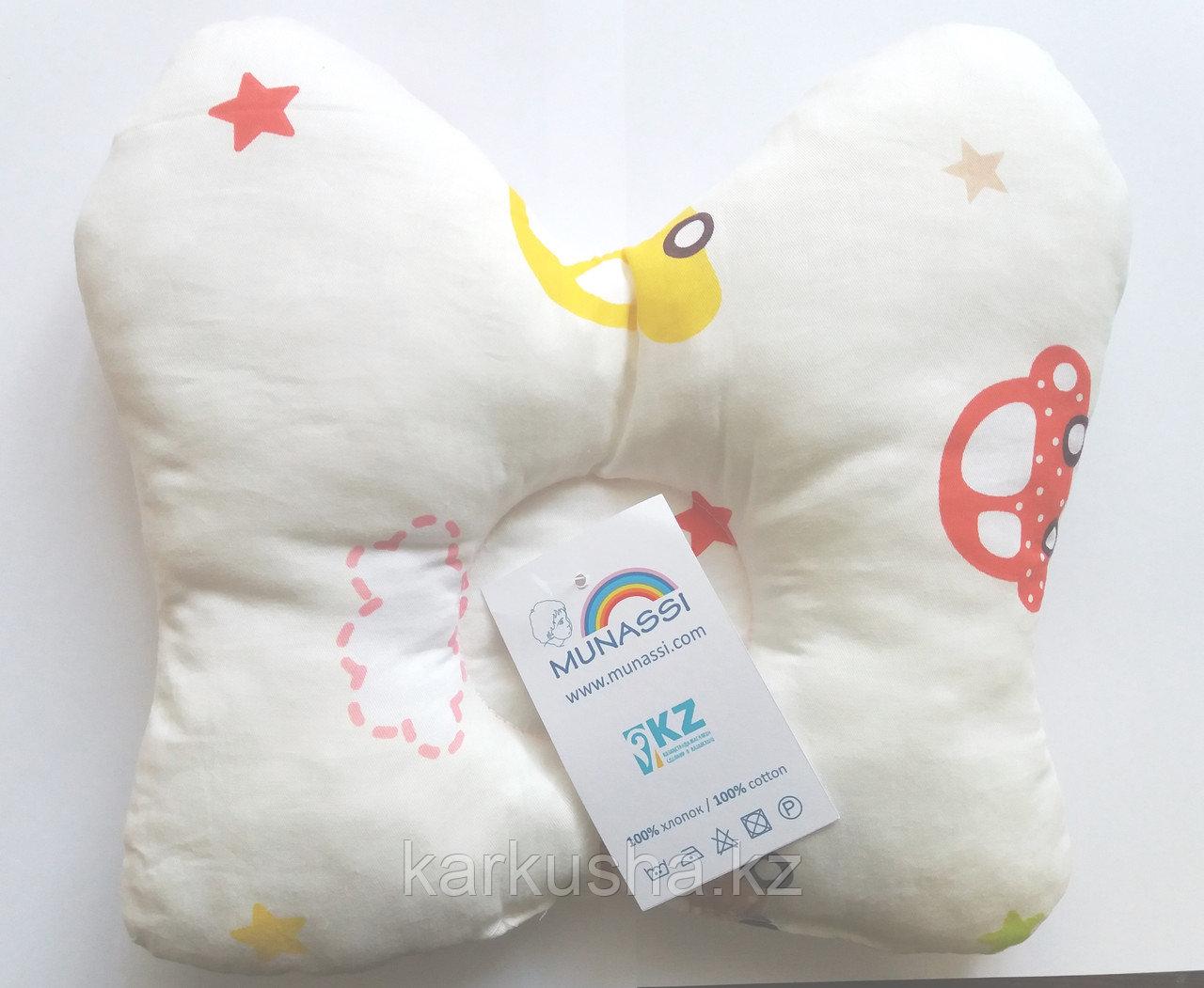 Ортопедическая подушка для новорожденных детей и детей до 1,5 лет