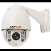 Скоростная купольная поворотная видеокамера NOVIcam PRO TP123
