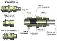 Кабельный ввод G3/4-06-0Х-ХХ