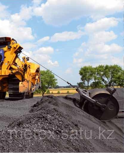 Уплотнение угля