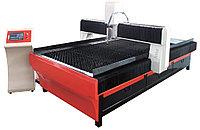 Плазменный станок с ЧПУ 1500*3000мм стационарный, с источником, резка до 12мм, фото 1