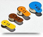 Краткая информация о батарейках, использующихся в слуховых аппаратах.