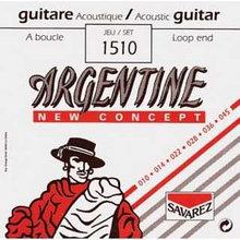 Струны для акустических гитар Savarez Argentine
