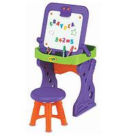 Стол со стульчиком Grow'n Up для рисования , фото 1