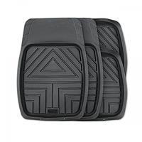 Комплект ковриков-ванночек ARROW для салона серые