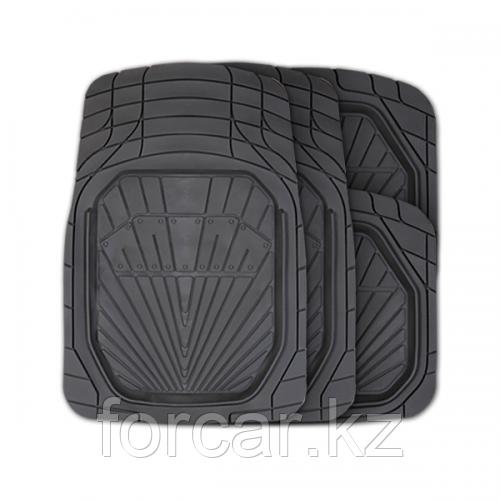 Комплект ковриков-«трансформов» Ranger для салона черные