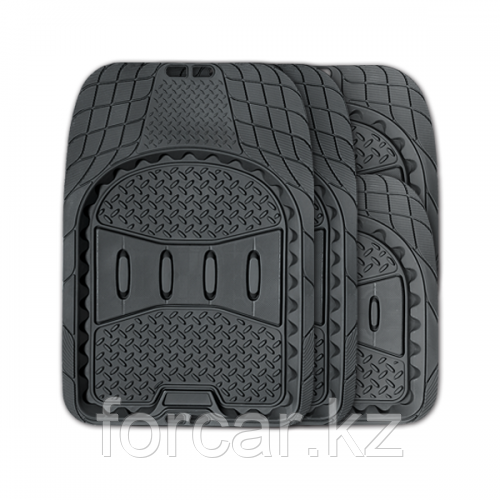 Комплект ковриков-«трансформов» Ranger для салона