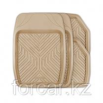 Комплект ковриков-ванночек Groove для салона, фото 3