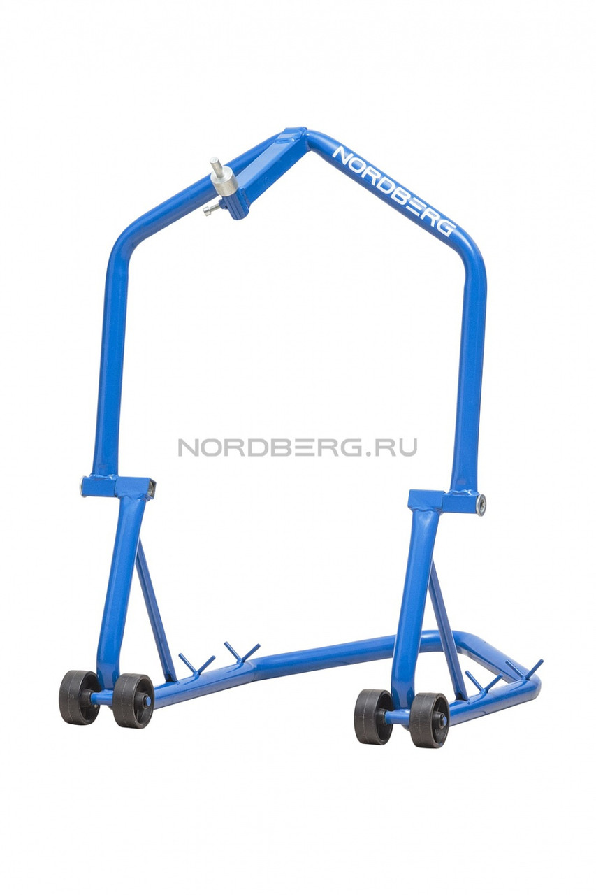 Мотоподкат для переднего колеса, г/п 453 кг NORDBERG NMSF