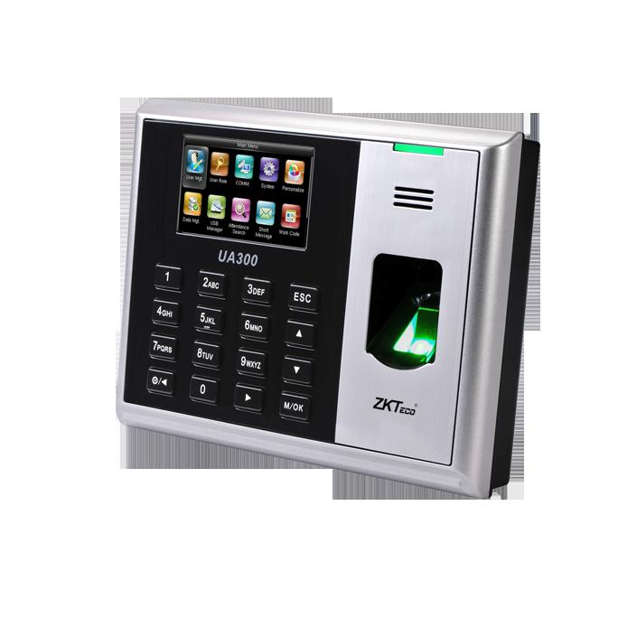 ZKTeco UA300 - Революционный терминал УРВ по отпечатку пальца