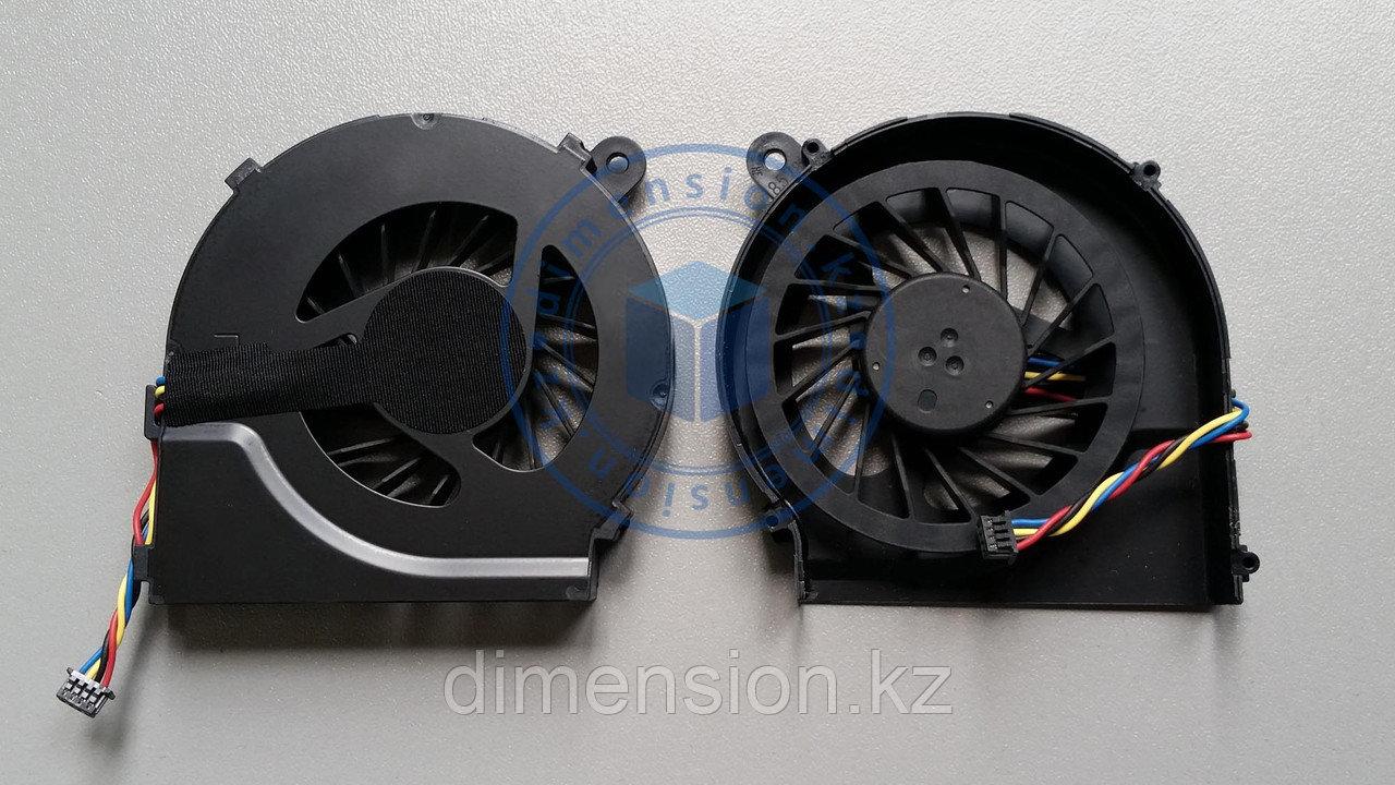 Кулер, вентилятор COMPAQ CQ58 (4 pin)