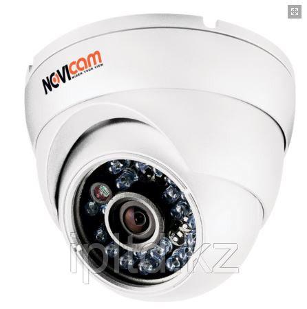 Антивандальная видеокамера NOVICAM  IP N28W