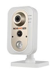 Компактная внутренняя IP видеокамера NOVIcam PRO NC14FP