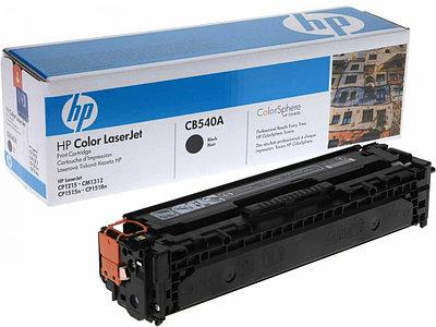 HP CB540A - Black