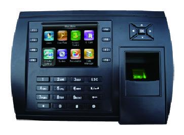 ZKTeco ICLOCK3800 8-дюймовый сенсорный экран