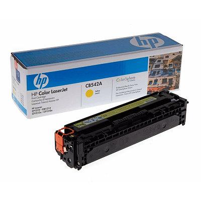 HP CB542A - Yellow