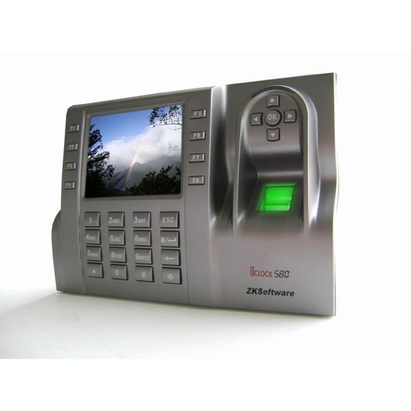 ZKTeco ICLOCK580 Терминалы УРВ и контроля доступа с экраном 3.5 дюйма