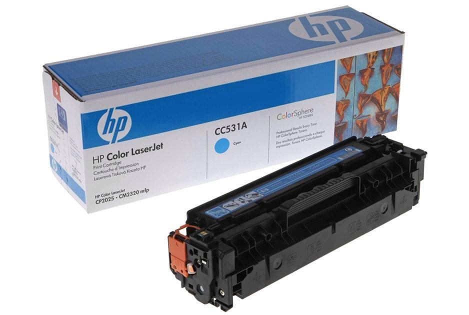 HP CC531A - Cyan