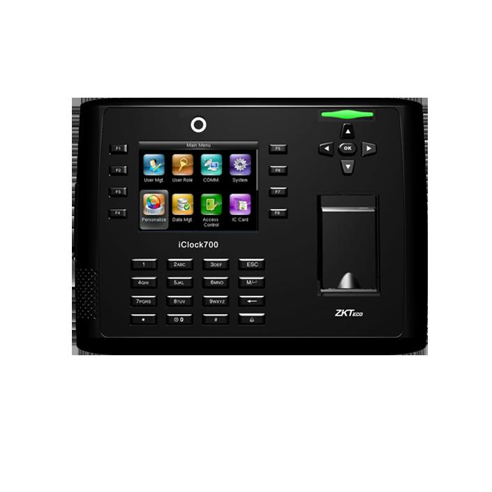 ZKTeco ICLOCK700 Терминалы УРВ и контроля доступа с экраном 3.5 дюйма