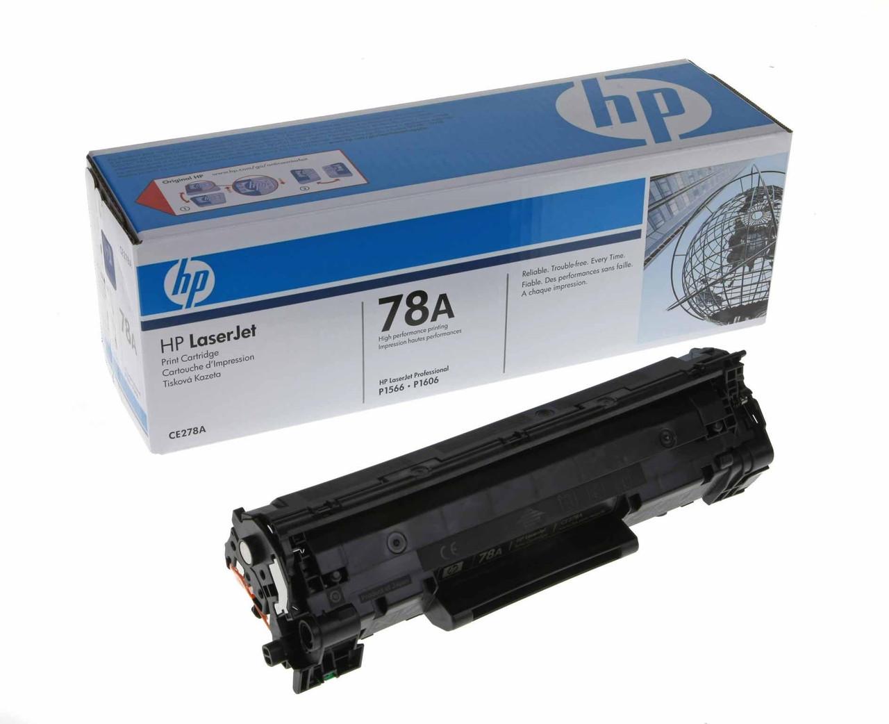 HP CE278A - Black