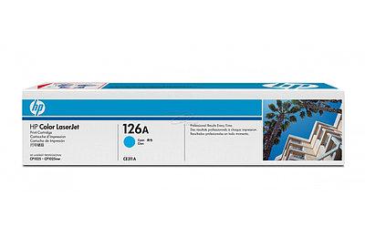 HP CE311A - Cyan