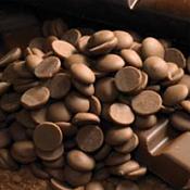 """Кондитерский Молочный Шоколад для фонтанов """"Luker Cocoa"""", 1 кг"""